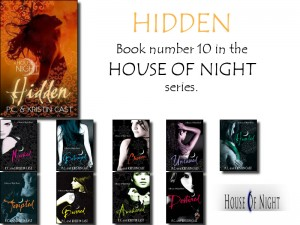 Hidden by PC and Kristin Cast
