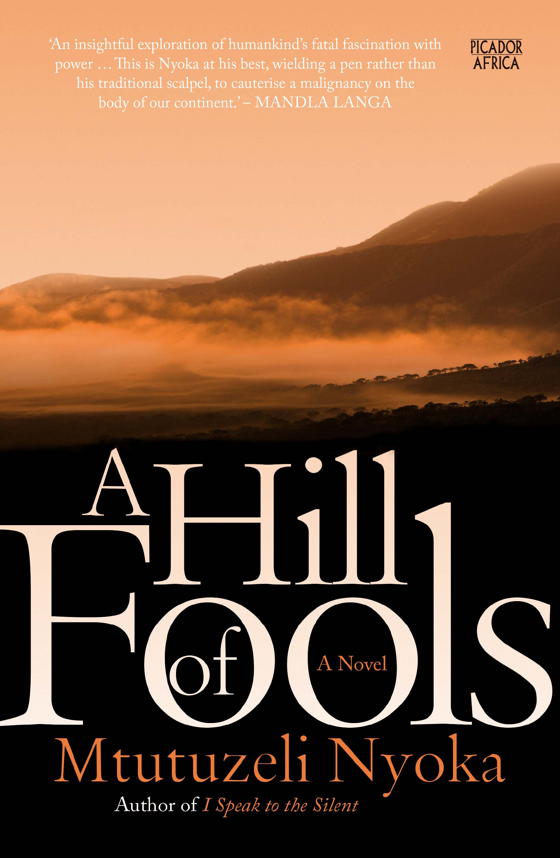 A Hill of Fools by Mtutuzeli Nyoka