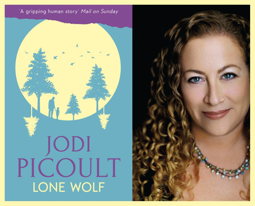 Lone Wolf by Jodi Picoult (2012, Paperback)