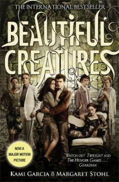 Beautiful Creatures Film Tie-In Book Jacket