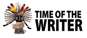 2013 Time of the Writer Logo