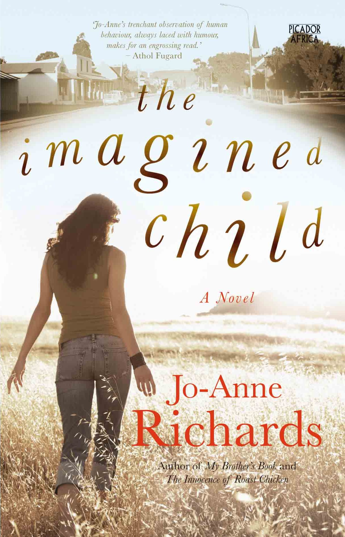 The Imagined Child - Jo-Anne Richards