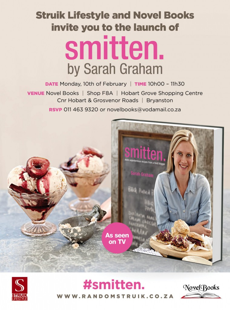 smitten invite novel books