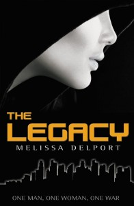 melissa delport's book the legacy
