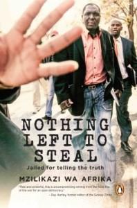 Mzilikazi Wa Afrika - Nothing Left to Steal LR
