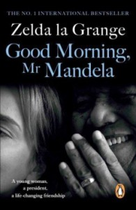 9780141978659 - Good Morning, Mr Mandela (New edition) - Zelda La Grange - LR